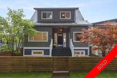 Commercial Drive House/Single Family for sale:  6 bedroom 2,800 sq.ft.