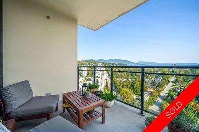 Port Moody Centre Apartment/Condo for sale:  1 bedroom 709 sq.ft. (Listed 2020-10-07)
