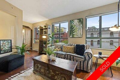 Downtown VE Apartment/Condo for sale:  1 bedroom 514 sq.ft. (Listed 2020-11-06)